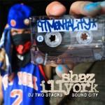 Shaz Illyork – 97 Mentality (Mixtape)
